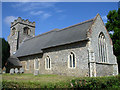 TG3708 : St Edmunds Church, South Burlingham by Golda Conneely
