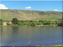 NS6278 : Lennoxtown Dam by william craig
