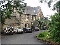 ST7603 : The Fox Inn at Ansty by Nigel Freeman