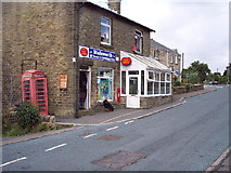 SE0028 : Wadsworth Post Office, Chiserley by Mark Anderson