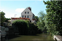 ST6568 : The Lock Keeper, Keynsham. by Martyn Pattison