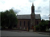 TQ4389 : Holy Trinity Church, Barkingside, Essex by Philip Talmage