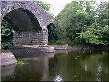 H3712 : Bakers Bridge by Stephen Burton