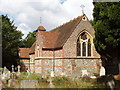 SU9386 : St Anne's Church, Dropmore by David Hawgood