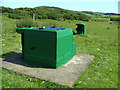 NS0856 : Kilchattan Bay Royal Observer Corps Post by Unknown