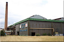 NZ5521 : Teesside Steel by George Ford