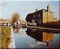 TQ1379 : Grand Union Canal Lock, Norwood Green Middlesex by Pete Chapman