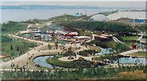 SJ3686 : Liverpool Garden Festival Site by Pete Chapman