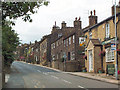 SE0838 : Long Lane, Harden by David Spencer