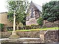 SE0838 : Harden war memorial by David Spencer