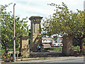 SE0636 : Cullingworth War Memorial by David Spencer