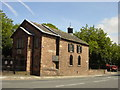 SJ3687 : Ancient Chapel of Toxteth by Sue Adair