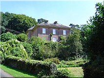 SX8465 : Combefishacre House - Combe Fishacre, South Hams by Richard Knights