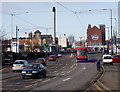 SO9298 : Bilston Road, Wolverhampton by Bill Payer