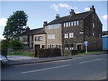 SD9116 : Weavers' cottages, Lawflat, Wardle, Lancashire by Dr Neil Clifton