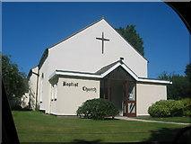 SZ2892 : Baptist Church, Milford by David Rogers