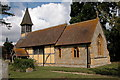 SO9144 : Besford church by Philip Halling