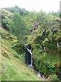 NM8810 : Waterfall on Carn Duchara by Richard Webb