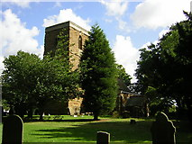 TA1904 : St.Andrew's church, Irby-on-Humber, Lincs. by Richard Croft