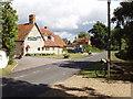 SP7709 : Ford village by David Hawgood