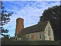 TM2559 : Parish Church, Hoo, Suffolk by John Winfield