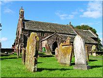 NY0638 : Church of St John the Evangelist, Crosscanonby by Nigel Monckton