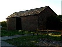 TL9814 : Copt Hall Barn by Glyn Baker