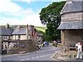 SX7176 : Widecombe in the Moor by Garth Newton