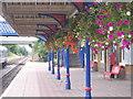 SP8310 : Stoke Mandeville Station by Pip Rolls