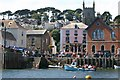 SX1251 : Fowey, Town Quay by Graham Proud