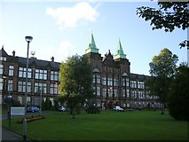 NS5368 : Jordanhill College by Chris Upson