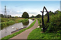 SJ4171 : Shropshire Union Canal by Andy Stephenson