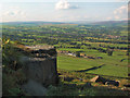 SE0847 : Piper's Crag Stone by David Spencer