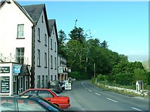 L8761 : Leenaun - The Killary View Hotel by Martin Tipper