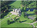 NY4330 : Greystoke Castle, near Penrith, Cumbria by Simon Ledingham