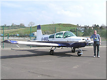 H2349 : St Angelo Airport, Enniskillen by Kenneth  Allen