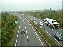 SU8906 : A27 Near Westhampnett by Chris Shaw