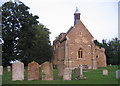 TL2445 : All Saints' Church, Eyeworth, Beds by Rodney Burton