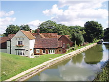 SP8442 : Proud Perch Public House, Great Linford, Milton Keynes by Godfrey Pocock