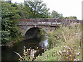 SJ5428 : Thistleford Bridge by Bob Bowyer