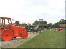 TQ6780 : Walton Hall Farm Museum, Mucking, Essex by John Winfield