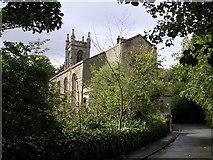 NS6172 : Cadder Parish Church by Chris Upson