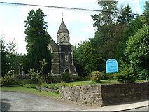 SS8984 : Tondu Wesley methodist Church by Chris Shaw