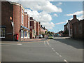 SJ4154 : Farndon Village by Dennis Turner