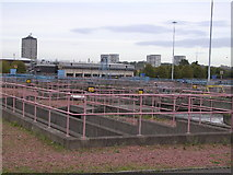 NS5366 : Shieldhall Sewage Works by Chris Upson
