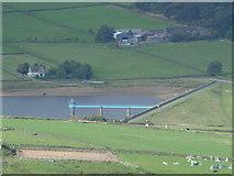 SE0135 : Leeshaw Reservoir by Malcolm Street
