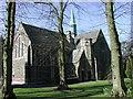 ST6276 : Bristol Glenside Hospital Church by ChurchCrawler