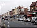 TQ2287 : Edgware Road, West Hendon by David Hawgood