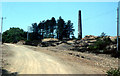 SX4273 : Former Devon Gt Consols mine 1978 by Crispin Purdye
