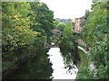 SE2734 : Leeds and Liverpool canal. by Steve Partridge